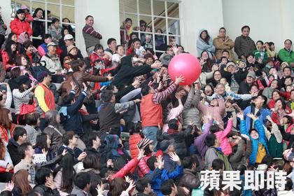 遠雄趙藤雄-遠雄海洋公園今湧入8000遊客創佳績