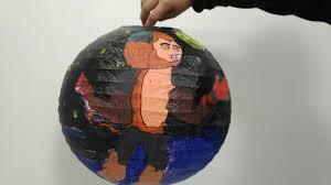 汐止活動 - 兒童彩繪燈籠比賽 參賽者-威威 太空猴
