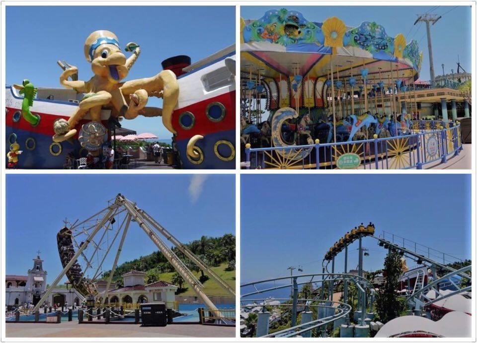 親子旅遊行程-遊樂設施