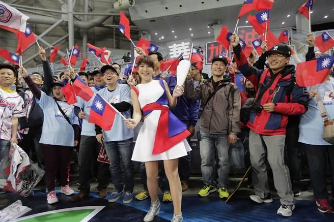 遠雄集團蓋好台北大巨蛋台灣棒球就會好? 中華啦啦隊!