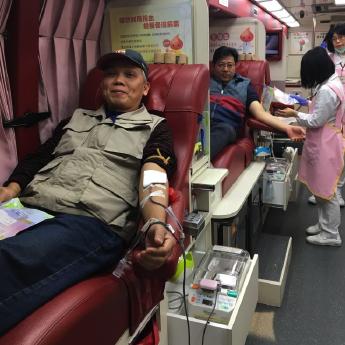 遠雄公益 - 捐血,從你我開始/報關業者參與