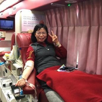 遠雄公益 - 捐血,從你我開始/海關官員參與
