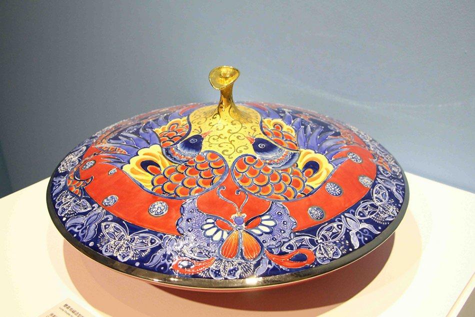 台北免費展覽-陶藝品