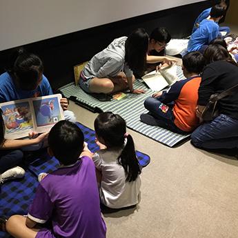 遠雄活動 - 結合故事內容,讓孩子們主動參與,寓教於樂