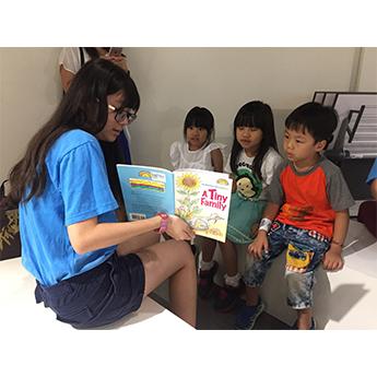 遠雄活動-結合故事內容,讓孩子們主動參與,寓教於樂