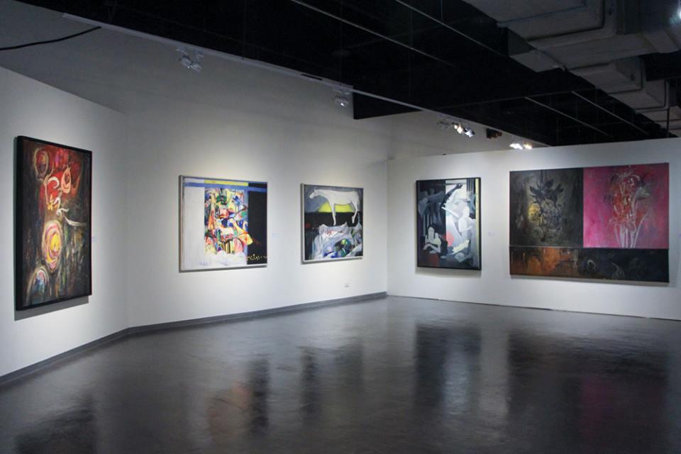 台北遠雄藝術展-郭博州經典之作