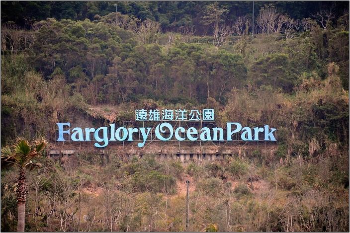 2017花蓮怎麼玩?超夯遠雄花蓮海洋公園歡迎你!