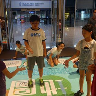 除了互動參與之外,也可透過汐止活動的遊戲更認識博物館。