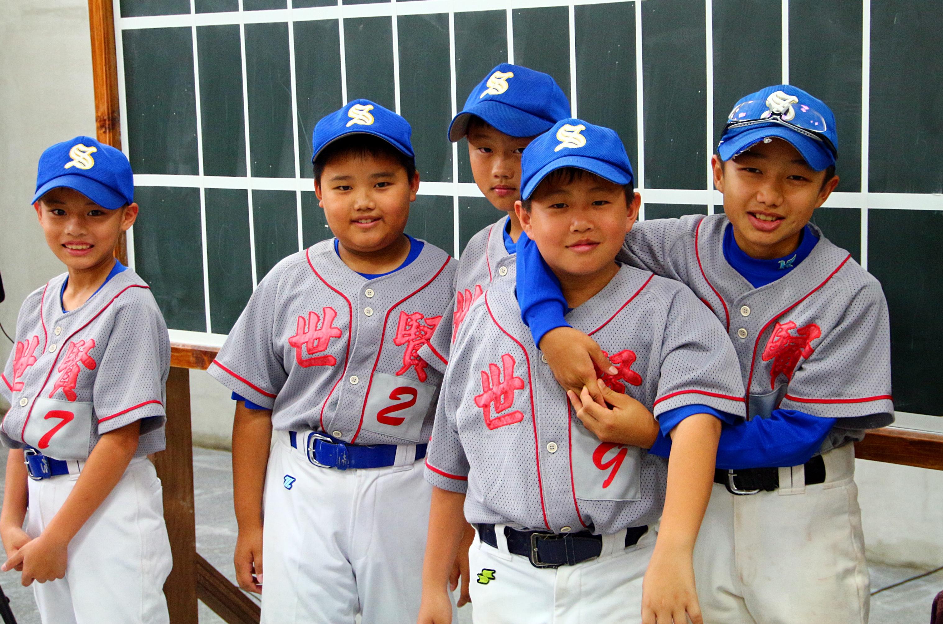 趙藤雄公益捐贈-幫助台灣棒球魂不滅