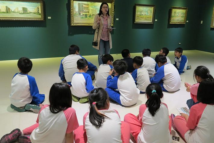 遠雄博物館-《敬,臺灣》徐寶琳紀念展公益教育活動